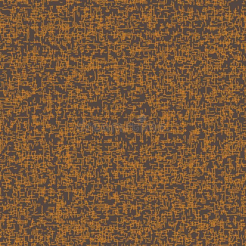Textura del Grunge para su diseño con el modelo inconsútil del vector del st Fondo sin fin Ilustración del vector Utilizado para  stock de ilustración