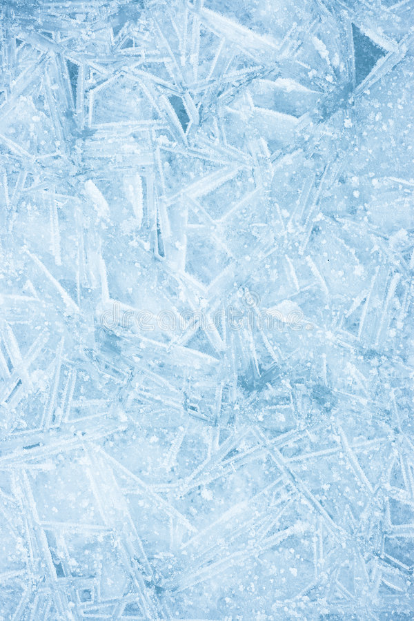 Textura del hielo imagen de archivo