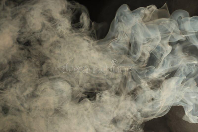 Textura del humo ilustración del vector