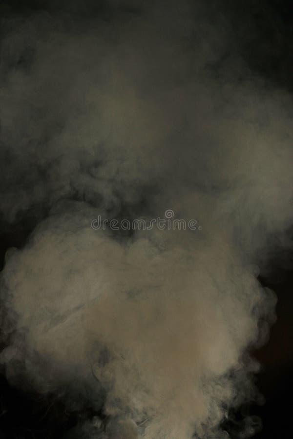 Textura del humo imágenes de archivo libres de regalías