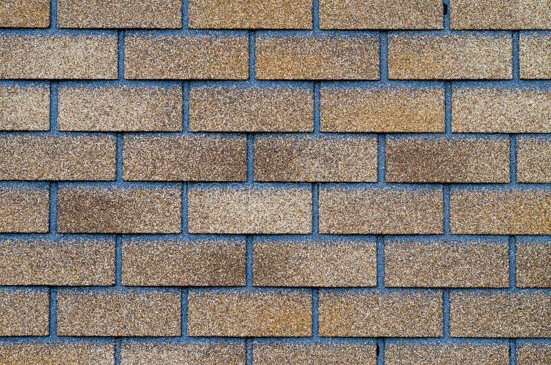 Textura del material de la cubierta del tejado fotos de archivo