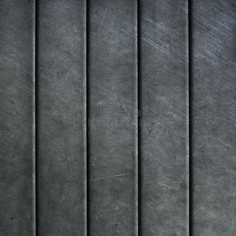 Textura del metal ilustración del vector