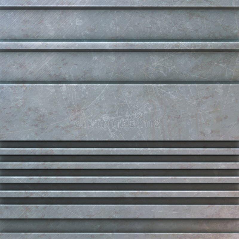 Download Textura del metal stock de ilustración. Ilustración de apretón - 7286487