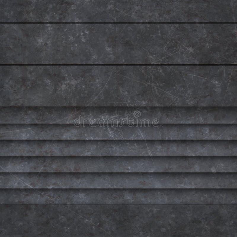 Download Textura del metal stock de ilustración. Ilustración de sucio - 7288030