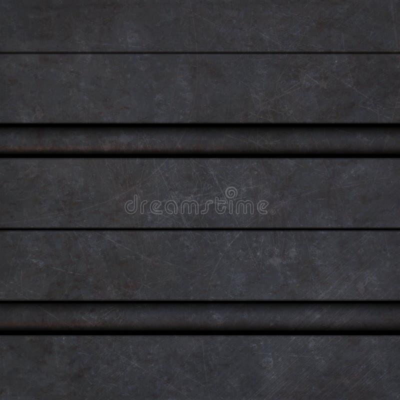 Download Textura del metal stock de ilustración. Ilustración de sucio - 7288213