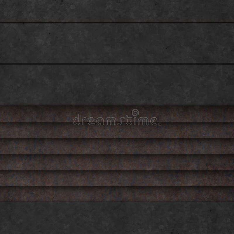 Download Textura del metal stock de ilustración. Ilustración de hoja - 7288462