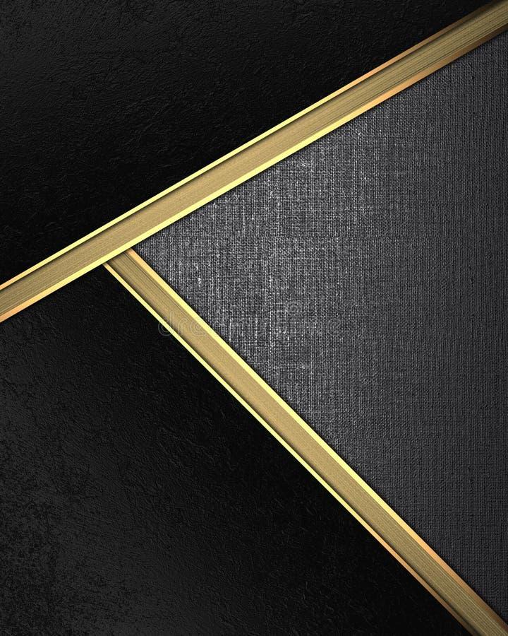 Textura del metal con acentos negros Elemento para el diseño Plantilla para el diseño copie el espacio para el folleto del anunci libre illustration