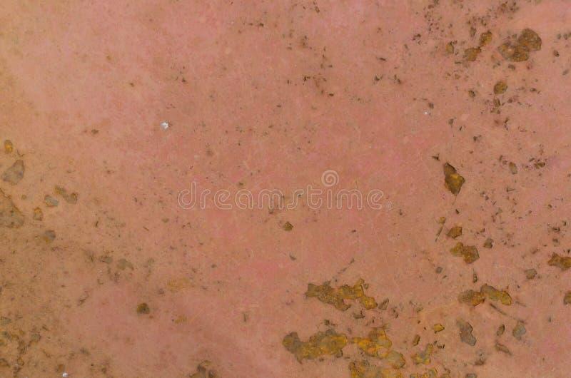 Textura del metal de la superficie áspera del moho foto de archivo libre de regalías
