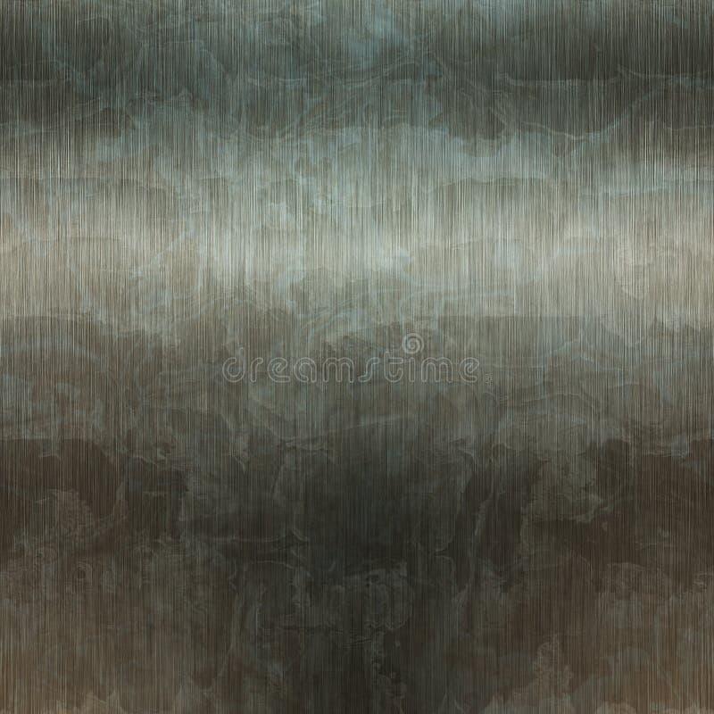 Textura del metal plateado foto de archivo