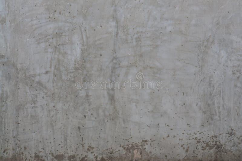 Textura del muro de cemento pulido gris sucio con el fondo for Pared cemento pulido
