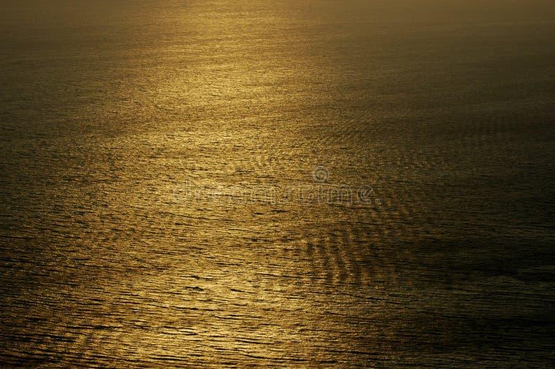 Textura del océano imagen de archivo libre de regalías