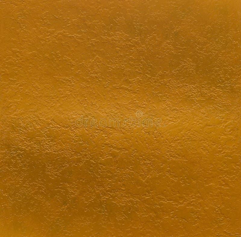 Textura del oro fotografía de archivo libre de regalías
