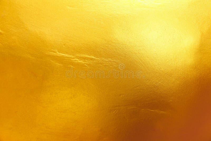 textura del oro para el fondo y el diseño imagenes de archivo
