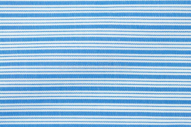 Textura del paño de las rayas imagen de archivo