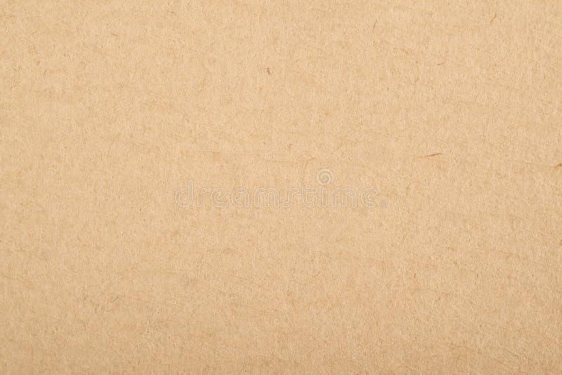 Textura del papel de filtro de Brown fotos de archivo libres de regalías