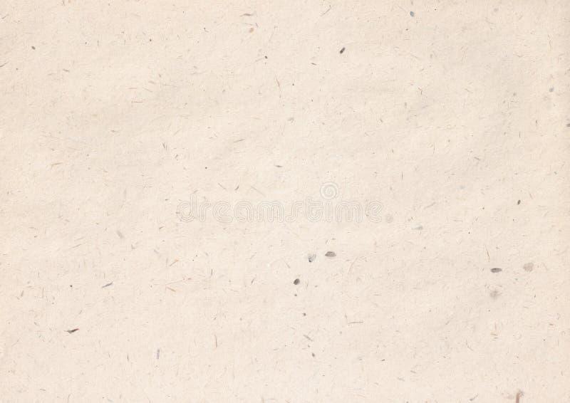 Textura del papel de Kraft fotografía de archivo