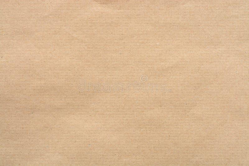 Textura Del Papel De Kraft Foto De Archivo. Imagen De