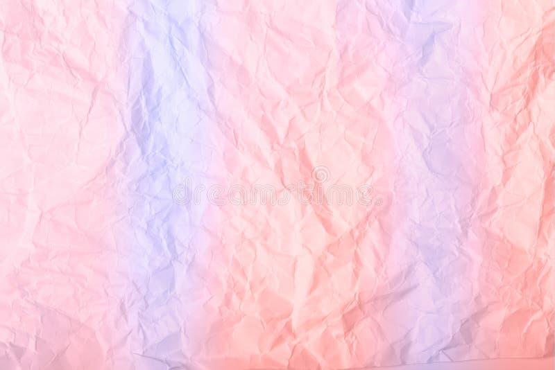 Textura del papel de Rose Quartz y de la serenidad foto de archivo