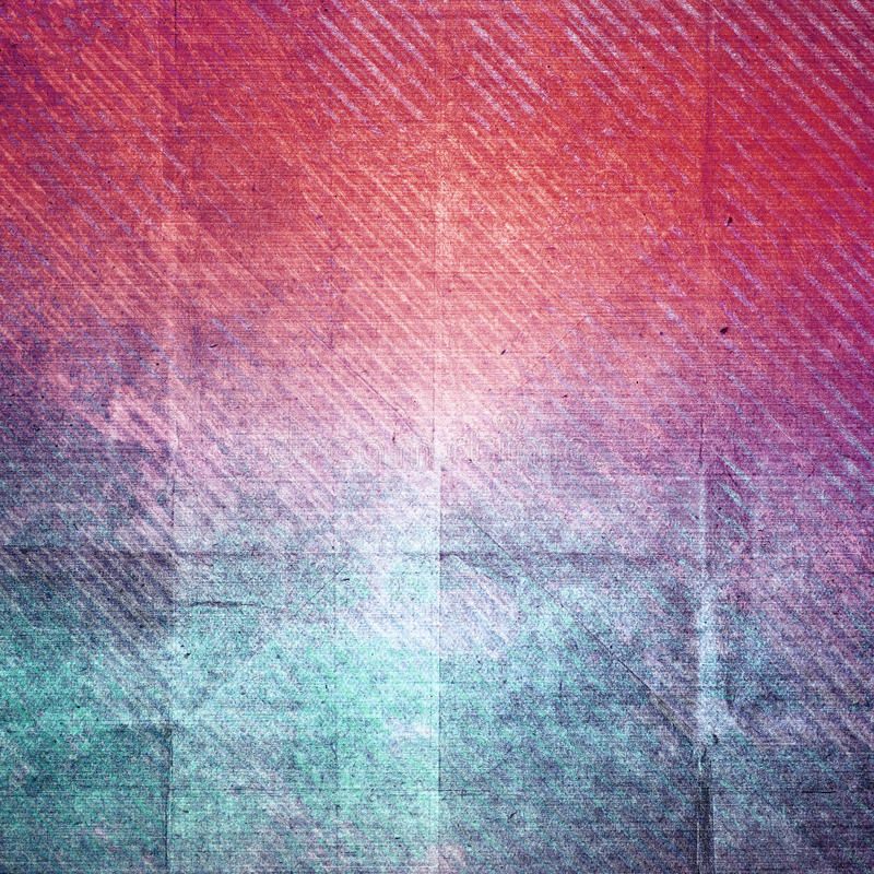 Textura del papel del Grunge, fondo del vintage fotografía de archivo libre de regalías