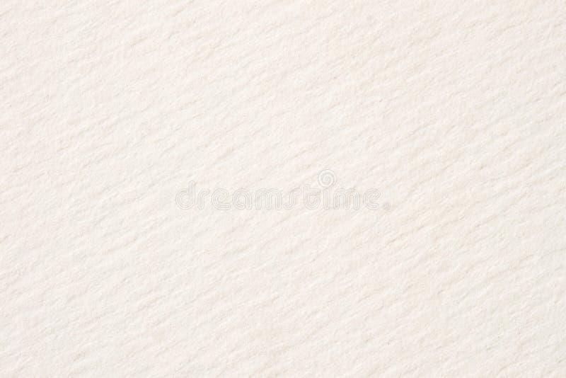Textura del papel en colores pastel color nata para el primer de las ilustraciones, tonos ligeros para el contexto, substrato, us foto de archivo libre de regalías