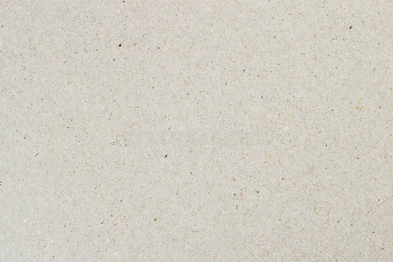 Textura del papel orgánico de crema ligera, fondo para el diseño con el texto del espacio de la copia o imagen El material recicl foto de archivo