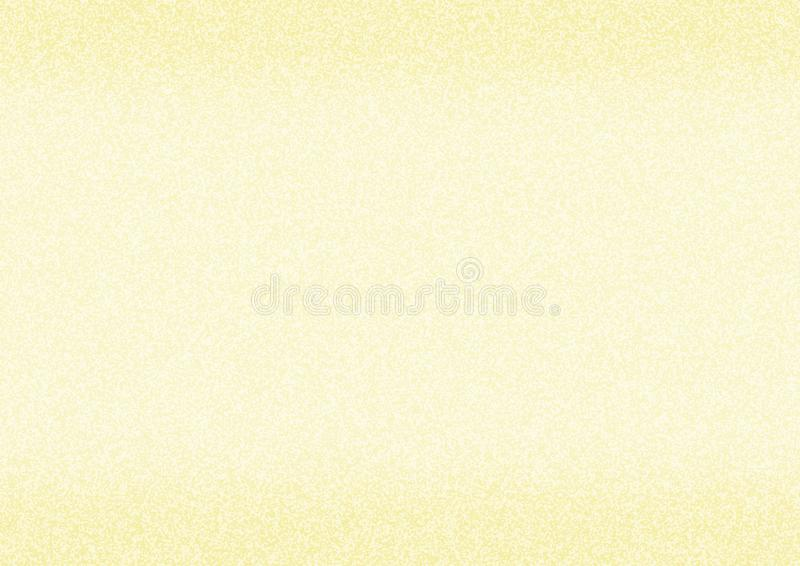 Textura del papel del oro stock de ilustración