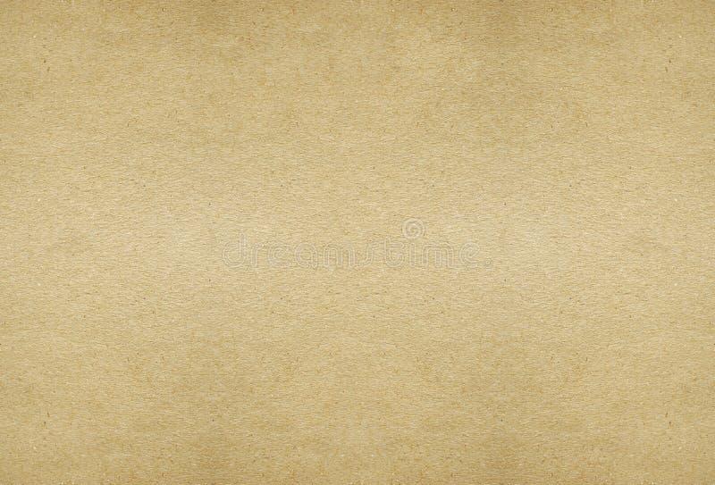 Textura del papel reciclado fotografía de archivo libre de regalías