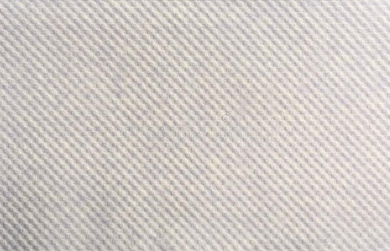 Textura del papel seda blanco fotos de archivo