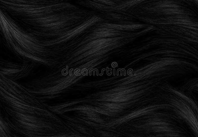 Textura del pelo imágenes de archivo libres de regalías