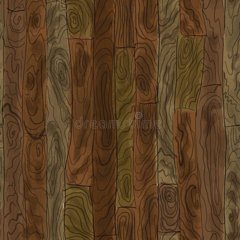 Textura del piso y de la pared de madera Fondo del entarimado fotografía de archivo