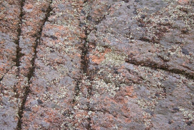 Textura del primer de la roca del granito imágenes de archivo libres de regalías