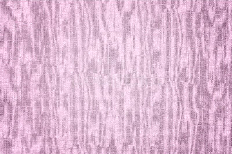 Textura del primer de papel grabado en relieve purpúreo claro Fondo abstracto para las disposiciones fotografía de archivo libre de regalías
