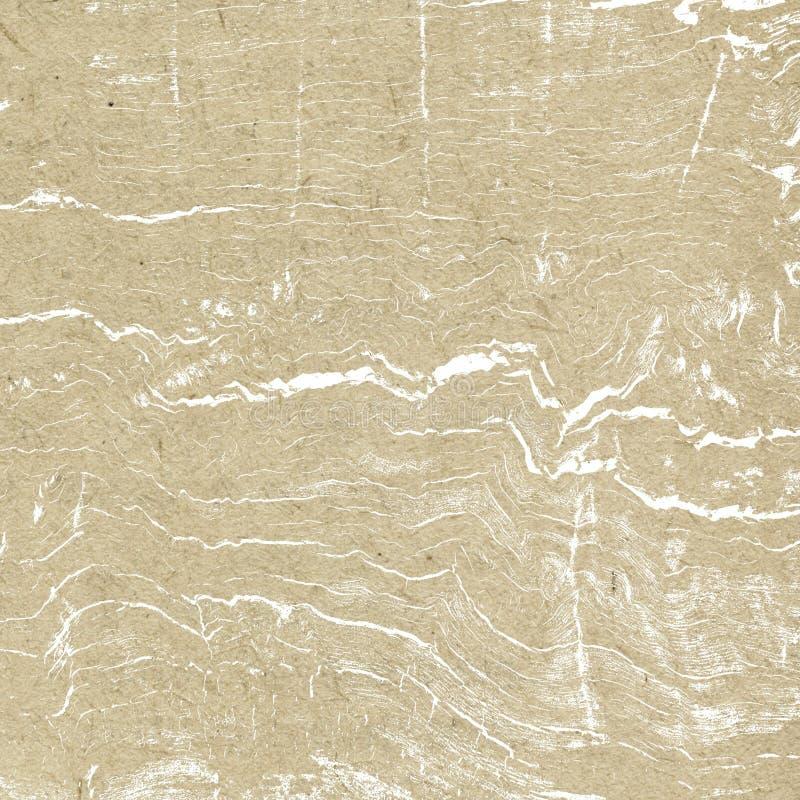 Textura del vector del papel viejo stock de ilustración