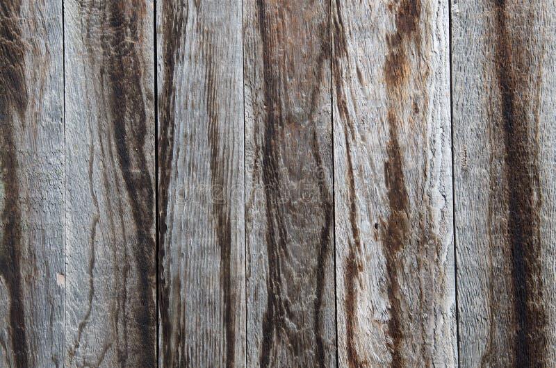 Textura del viejo marrón resistido y de los tableros de madera grises b imagen de archivo libre de regalías