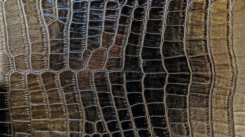 Textura del vinilo del efecto de Snakeskin ilustración del vector
