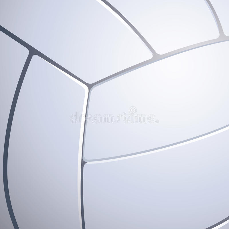 Textura del voleibol ilustración del vector