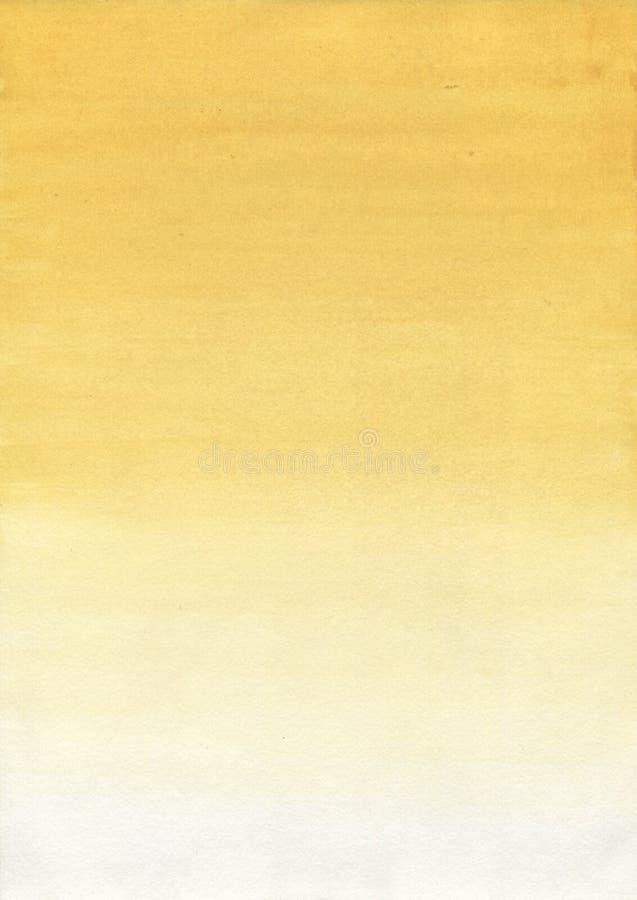 Textura del Watercolour imagen de archivo