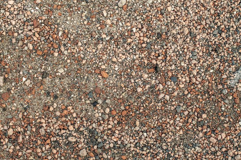 Textura detalhada à terra, fundo do bround Terra arável foto de stock royalty free