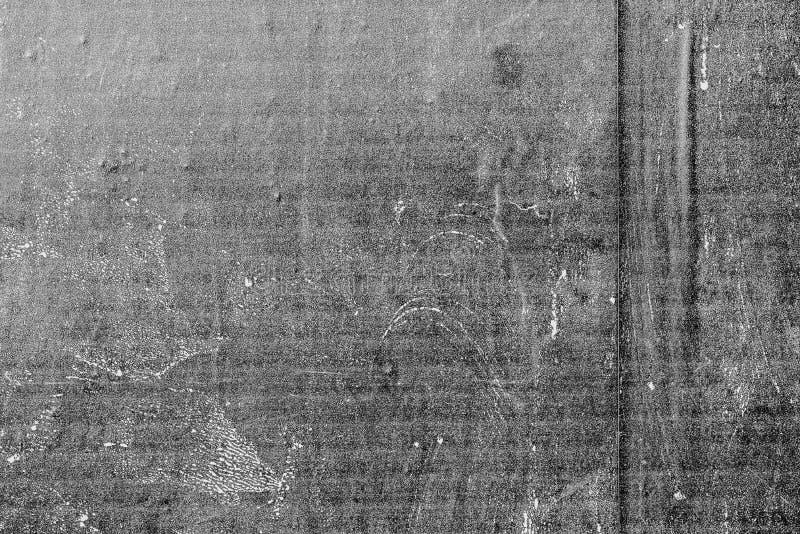 Textura digital monocromática de la impresión en el papel de cartel foto de archivo