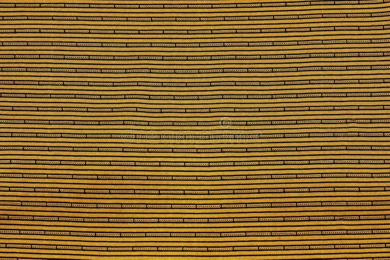 Textura do algodão fotografia de stock