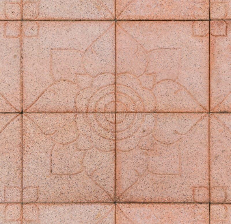 Download Textura Do Assoalho Tailandês Do Templo Foto de Stock - Imagem de temple, ásia: 26510092