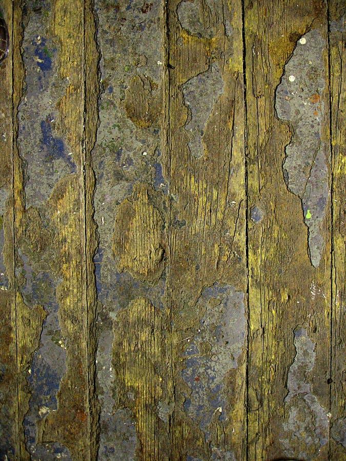 Textura do assoalho velho fotografia de stock