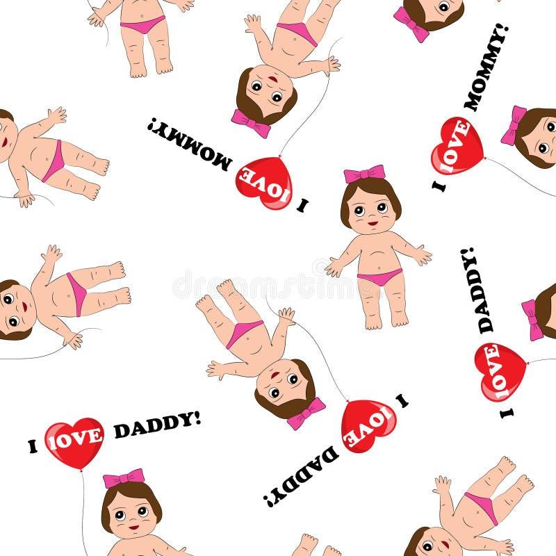 Textura do bebê imagens de stock