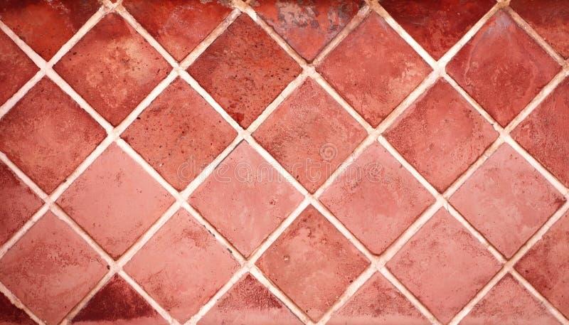 Textura do chão dos ladrilhos de porcelana imagem de stock royalty free