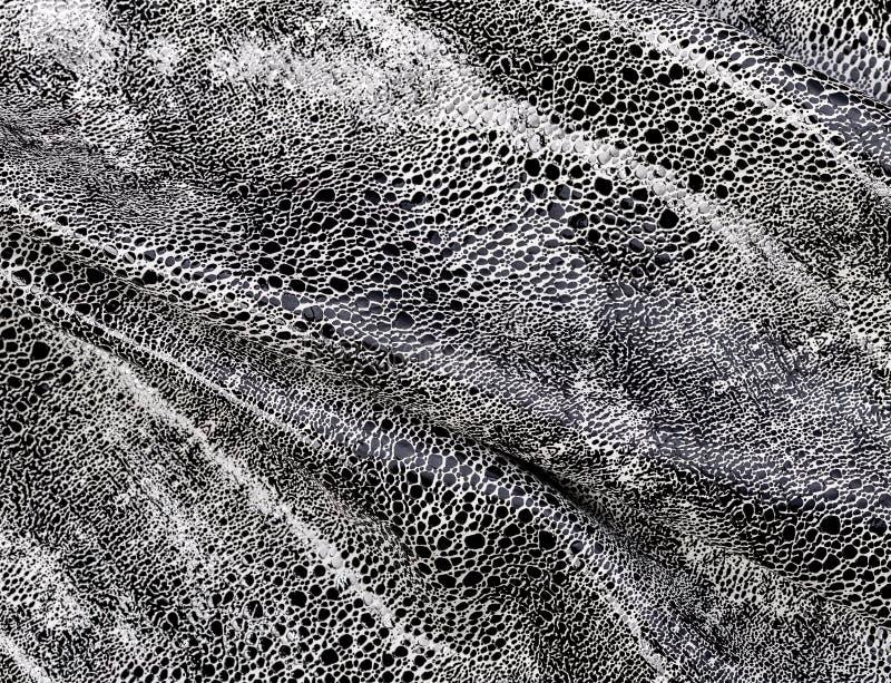 Textura do couro da pele imagens de stock