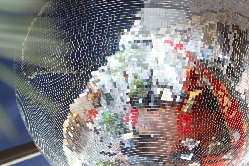textura da Disco-bola fotos de stock