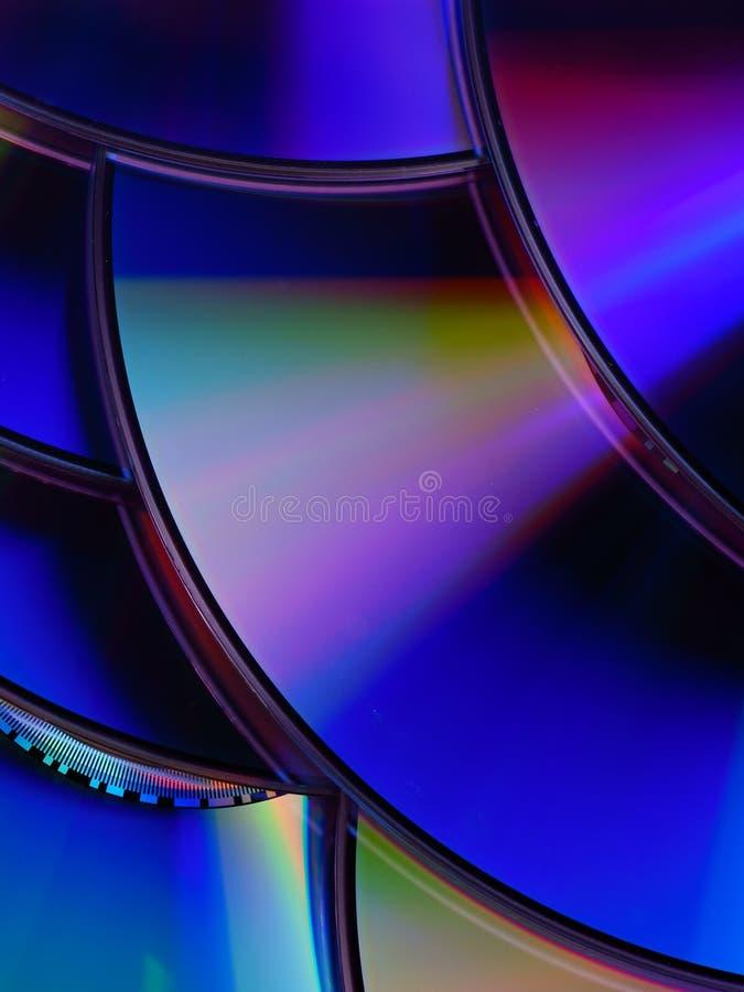 Textura do disco do CD/DVD para o fundo foto de stock royalty free