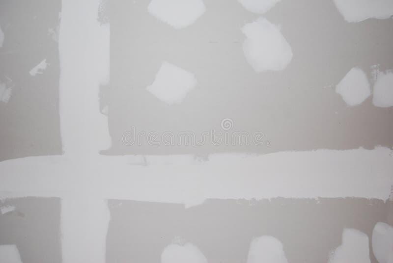 Textura do Drywall imagens de stock