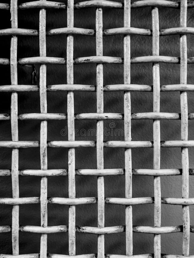 Textura do engranzamento de fio de Grunge imagem de stock royalty free