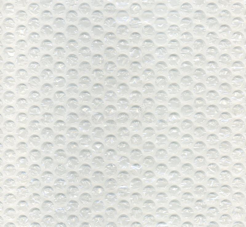 Textura do envoltório de bolha imagens de stock royalty free